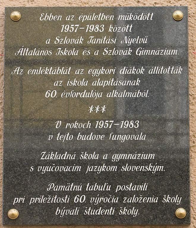 slovak slovakian school