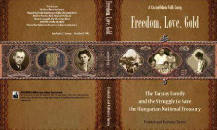 Book review – A Carpathian Folk Song: Freedom, Love, Gold