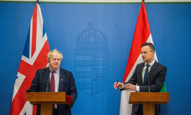 Hungarian FM: the UK is one of Hungary's most important allies