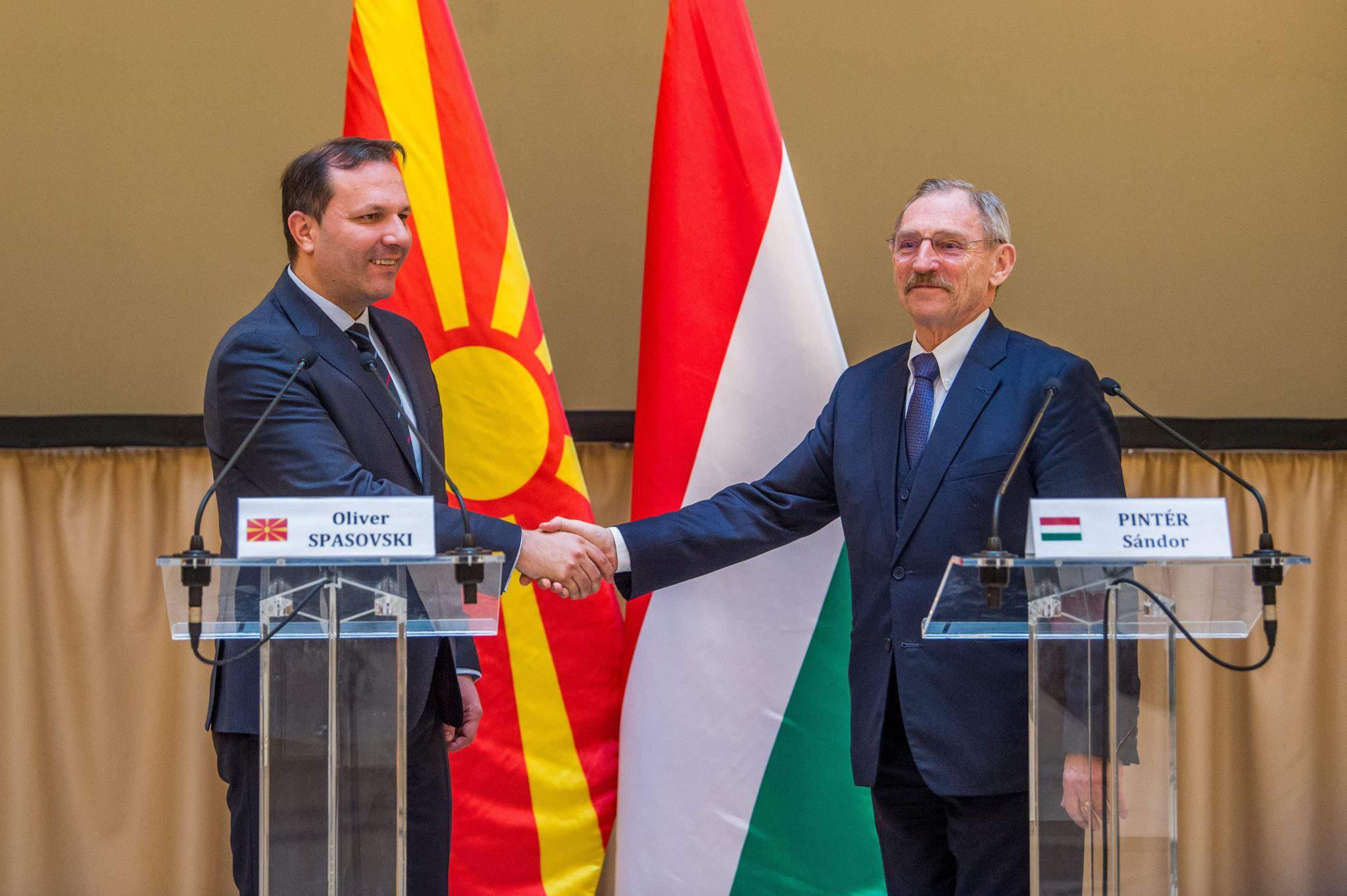 macedonia hungary pintér sándor police