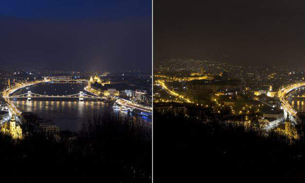 More than 30 Hungarian municipalities participate in Earth Hour – PHOTOS