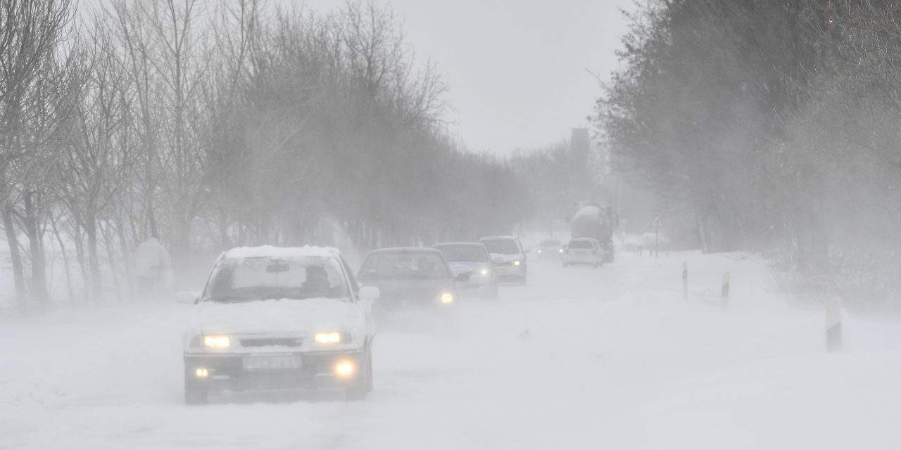 Weather service issues snow alert for most of Hungary – PHOTOS