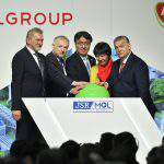 MOL, JSR synthetic rubber plant inauguration in Hungary