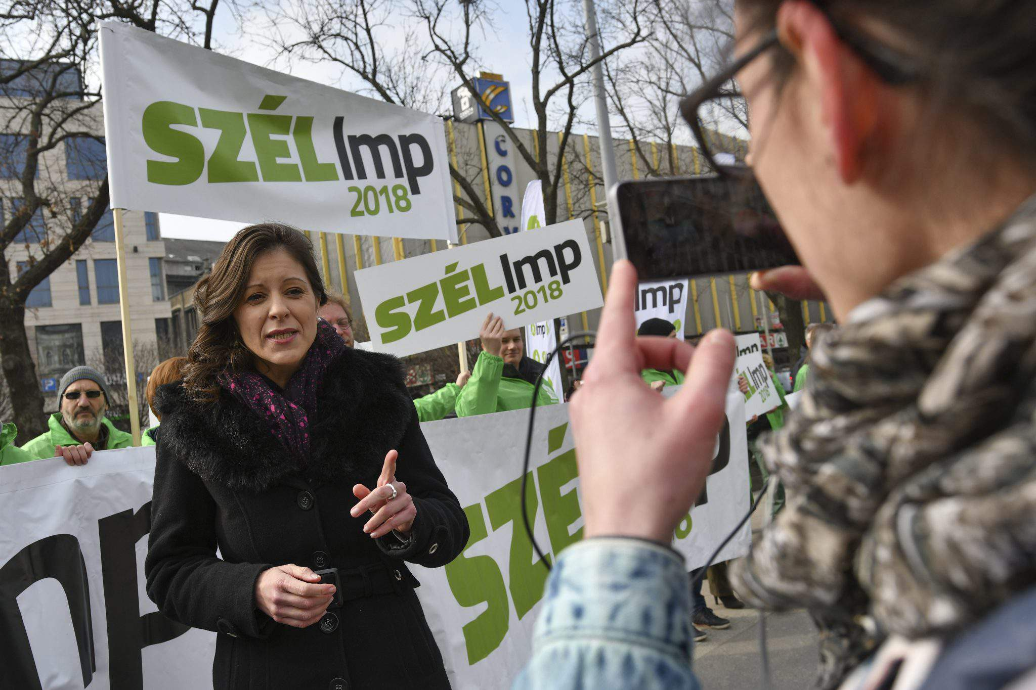 green party Hungary LMP