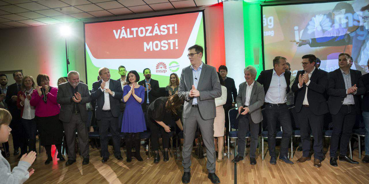 Election 2018 – Socialist-Párbeszéd PM candidate Karácsony vows to divert EU funds to health care, education
