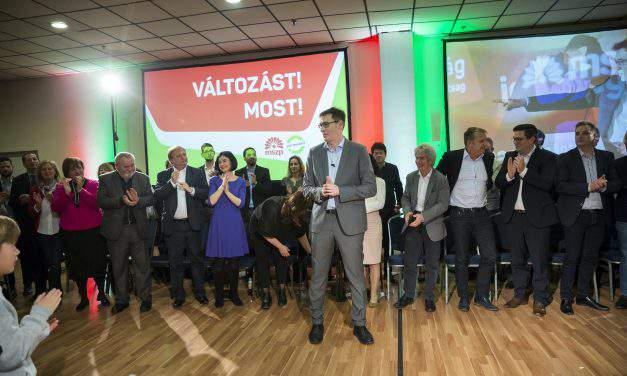 Elections 2018 – Karácsony promises 13th month pension, wage increase, utility fee cuts