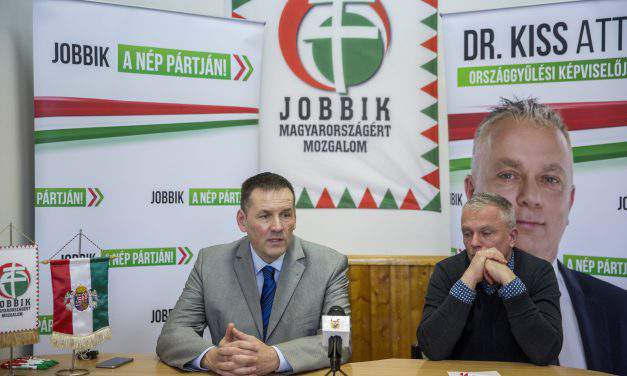 Jobbik to turn to Strasbourg court over state auditor fine