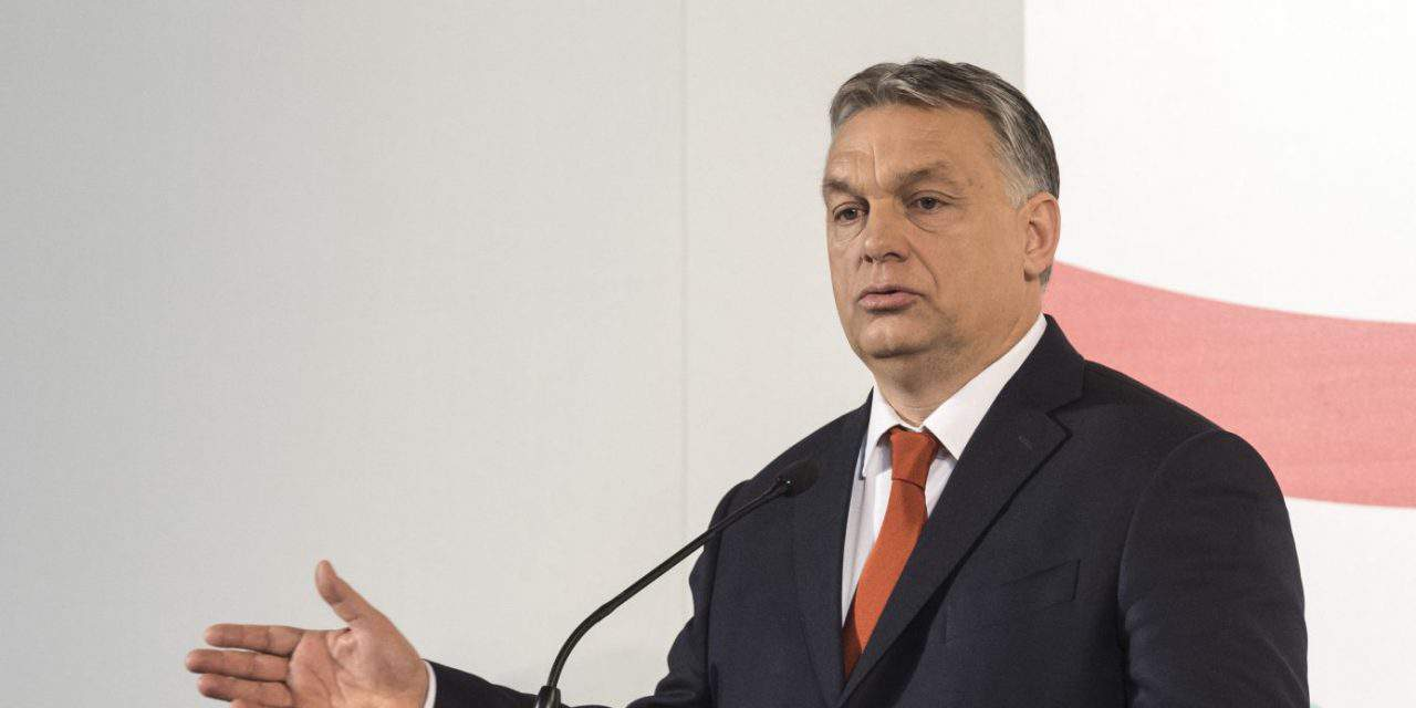 Orbán warns against 'United States of Europe'