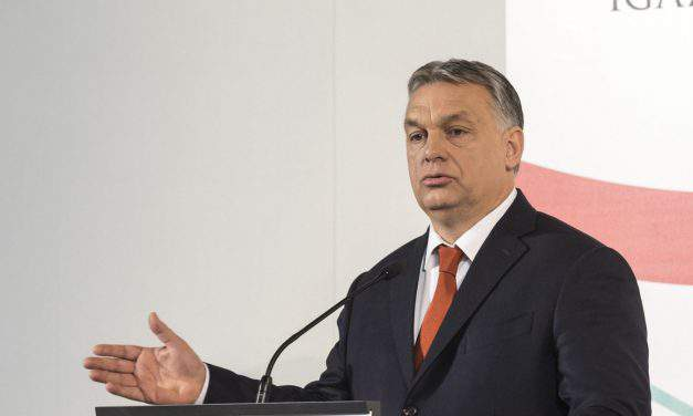 March 15 – Orbán: 'They want to take our country away'