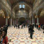The renewed Romanesque Hall opened the public until 2 April – Free of charge