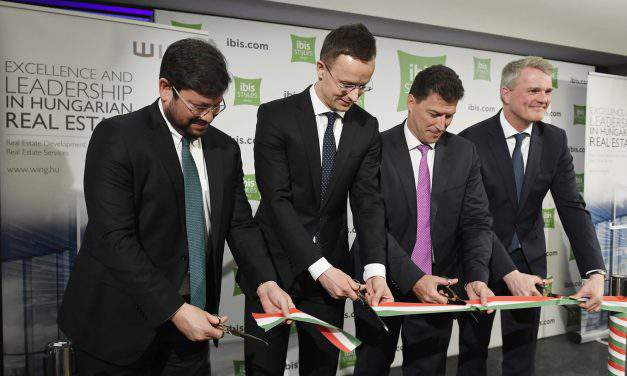 The ibis Styles Budapest Airport Hotel is officially open