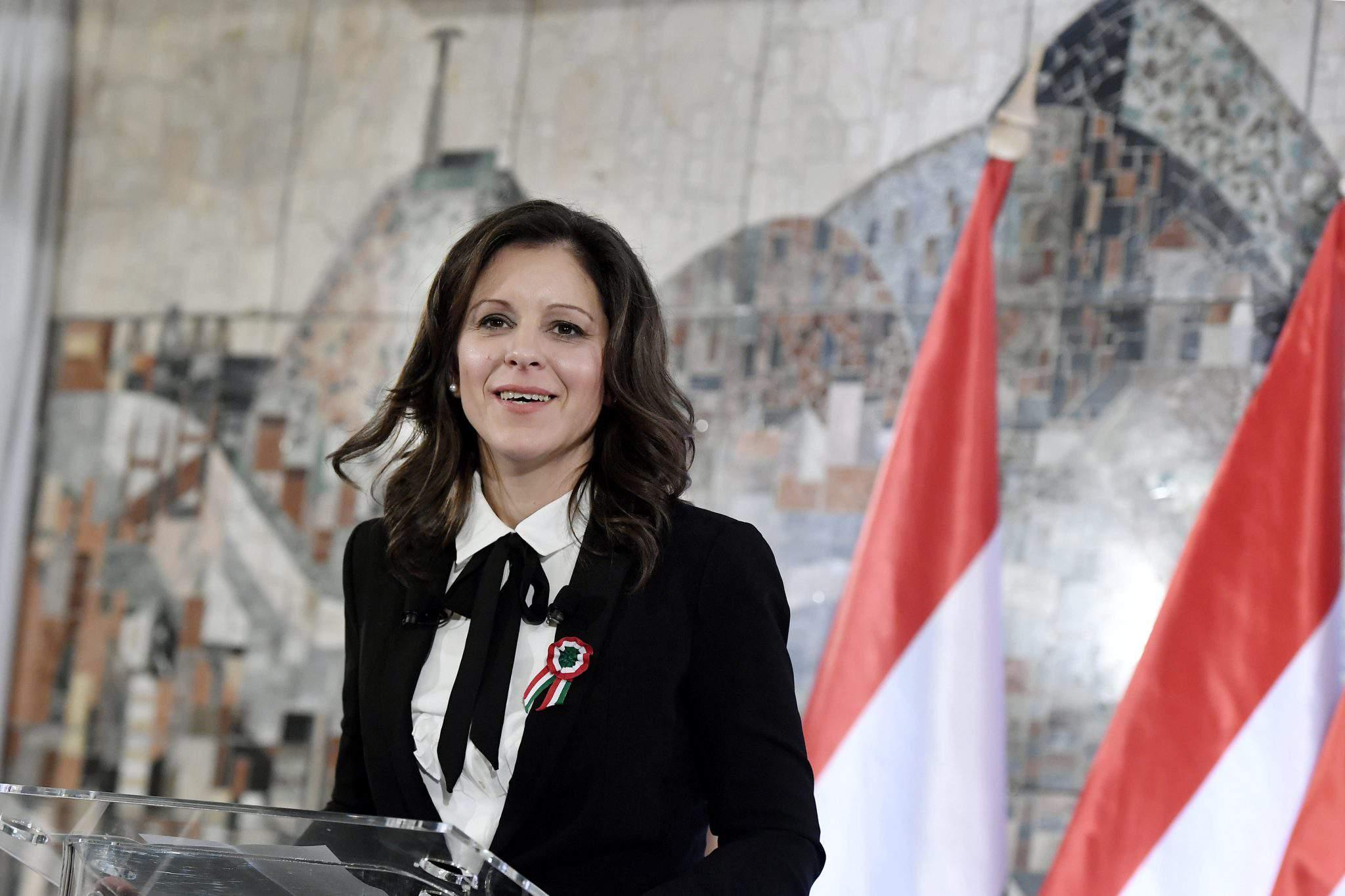 lmp green party Hungary szél bernadett