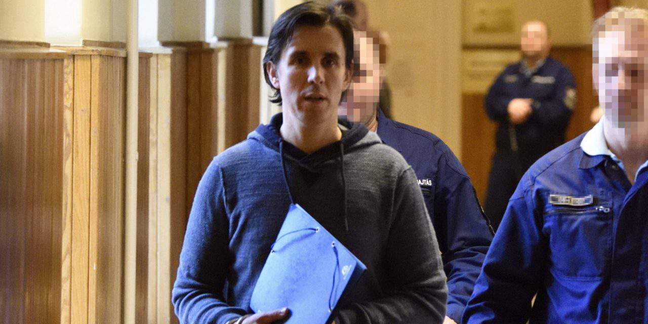 Leftist politician Czeglédy arrested again!