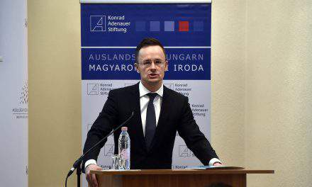Hungarian FM: Hungary against UN migration package unless the 12 proposals get incorporated