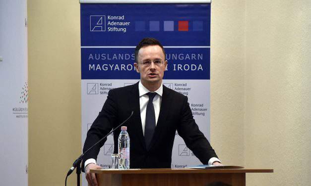 Hungarian FM: EU integration of West Balkans is a 'huge economic opportunity'