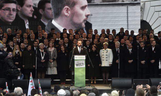 Election 2018 – Vona: Jobbik to stand in the elections on its own!