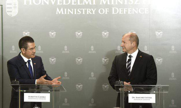 Turkish-Hungarian defence cooperation to become stronger