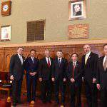 US congressmen Hungary Budapest parliament