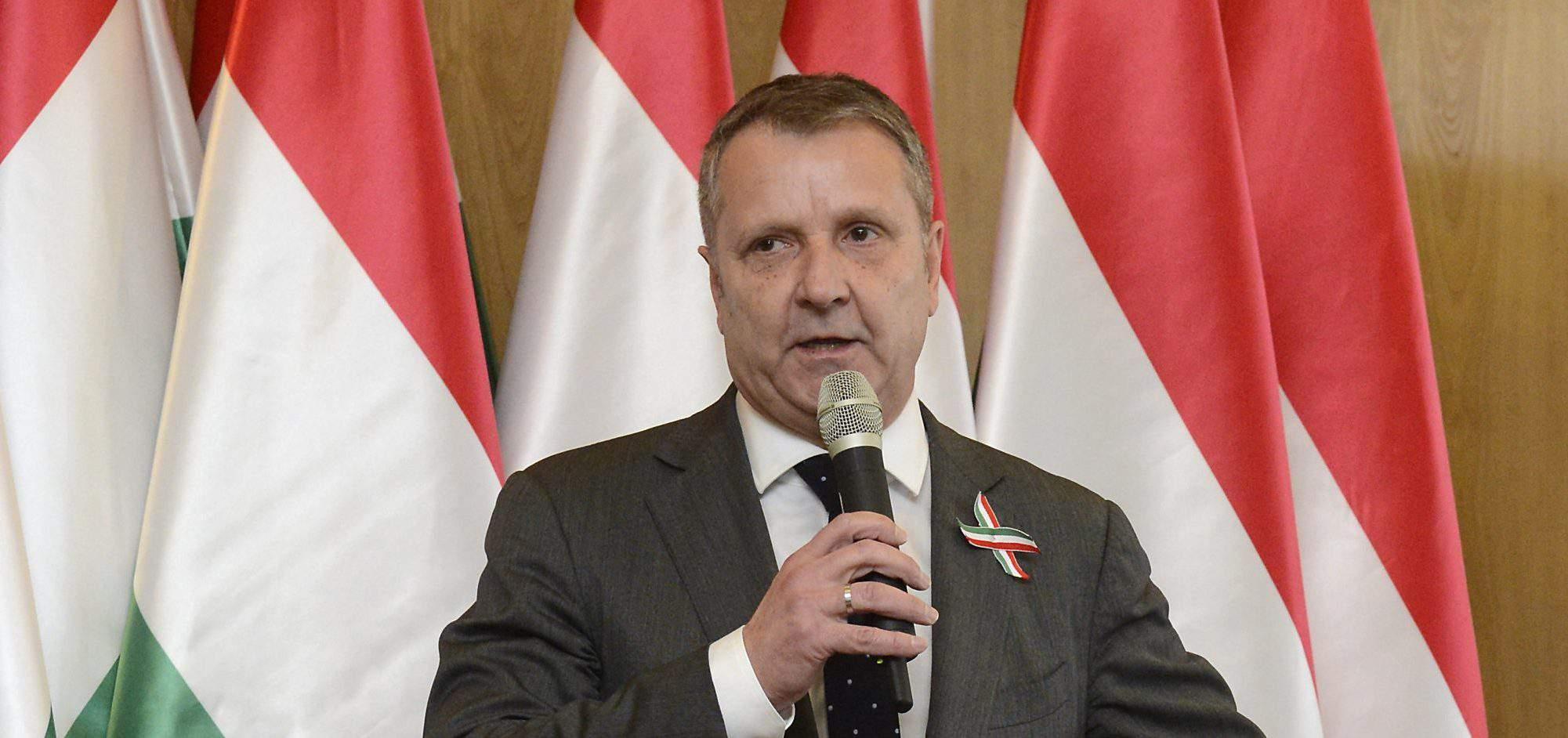 socialists Hungary mszp party Molnár Gyula