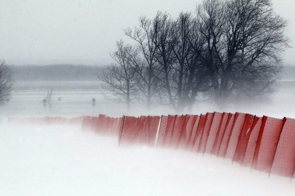 weather hungary snow