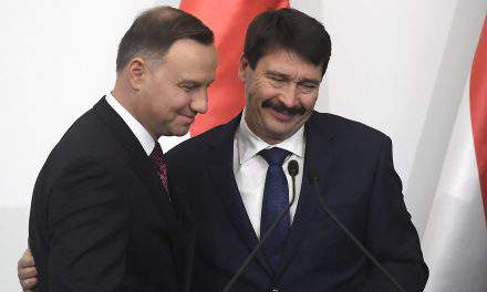 Hungarian and Polish president discuss infrastructure development, energy security