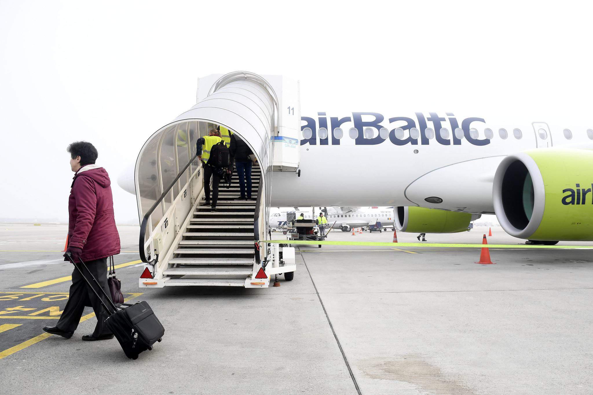 airBaltic budapest riga