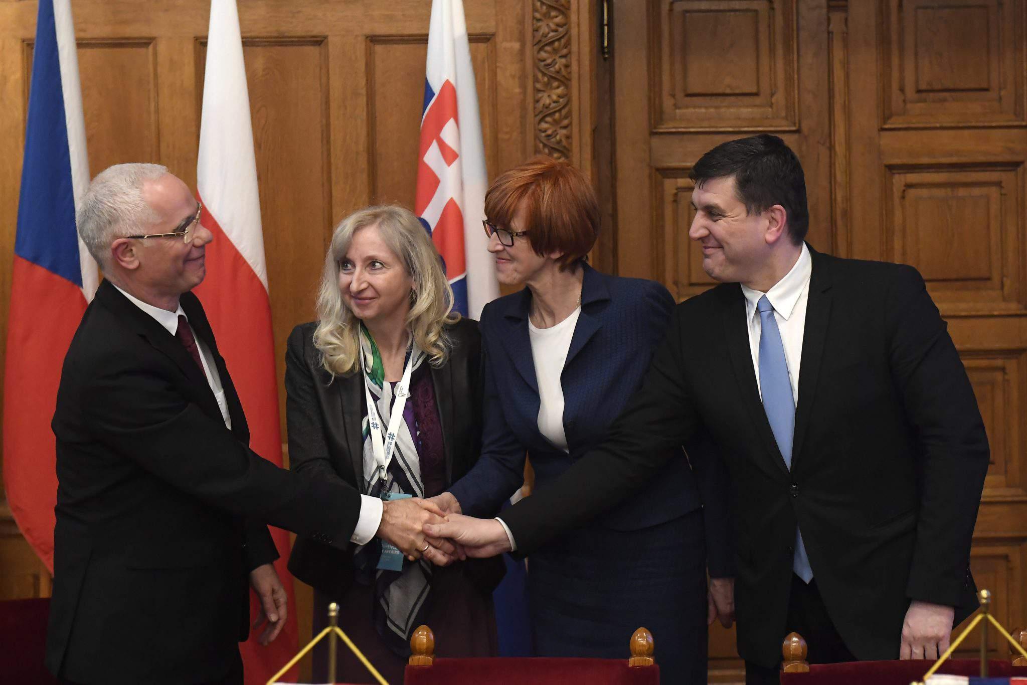 balog visegrád group poland czech family