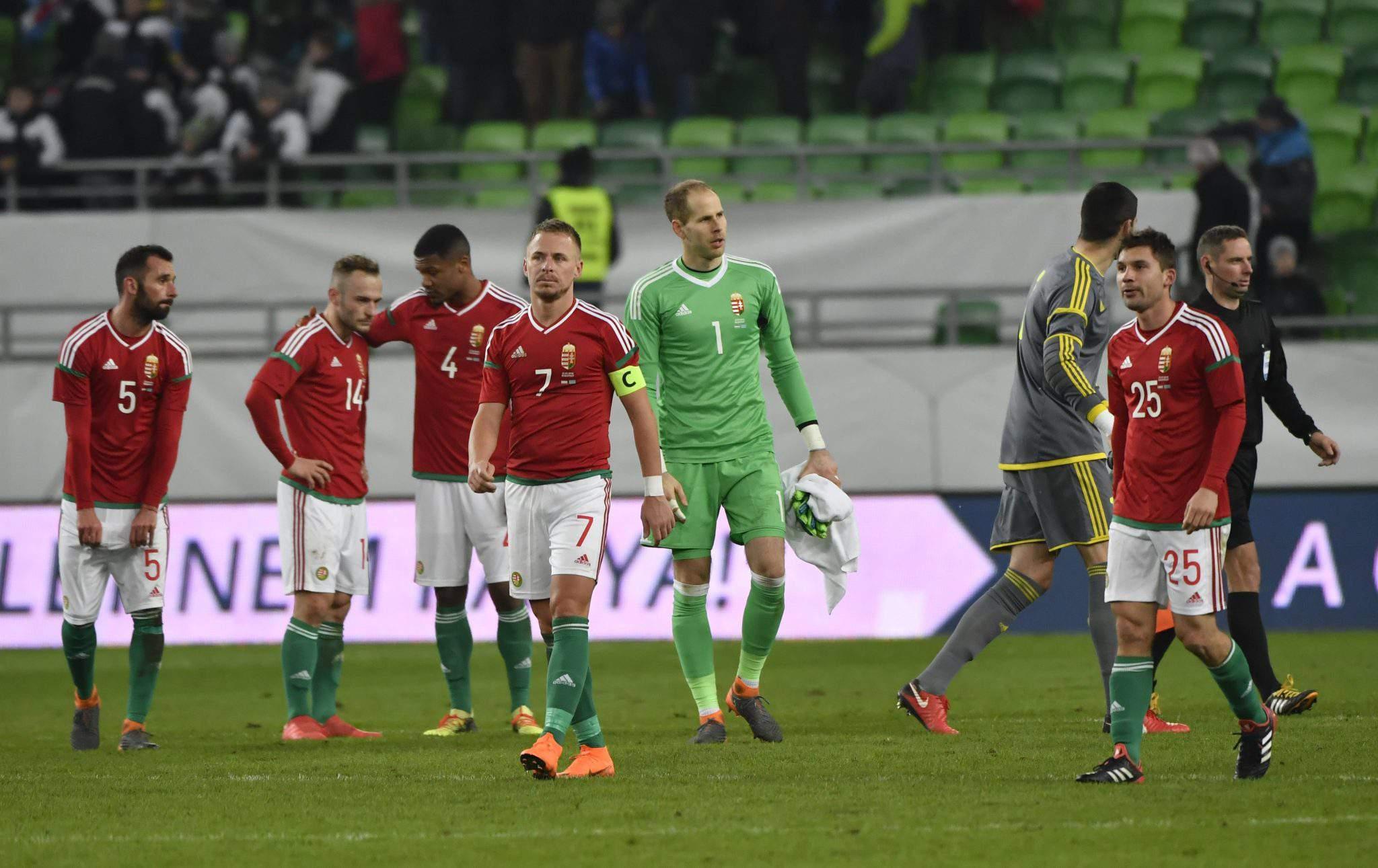 hungary kazahstan 2-3 football