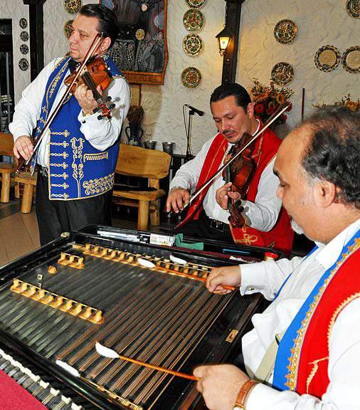 gypsy musician cymbeline