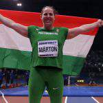ATHLETICS BREAKTHROUGH: Anita Márton, World Champion in shot put – VIDEO