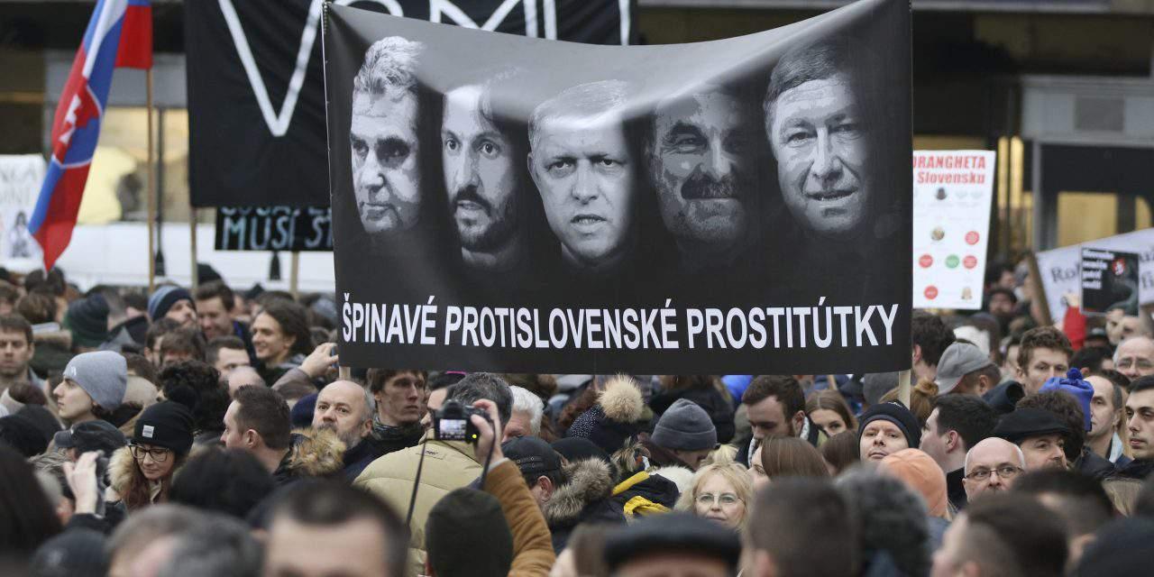 Orbán: Events in Slovakia 'bear Soros's fingerprints'