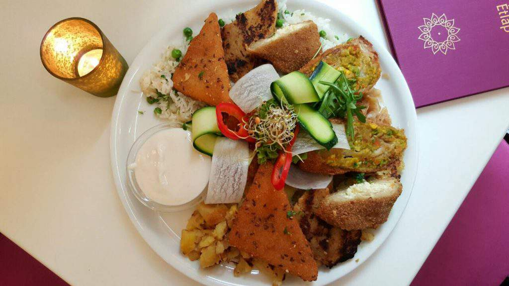 Napfényes Restaurant meal vegetarian