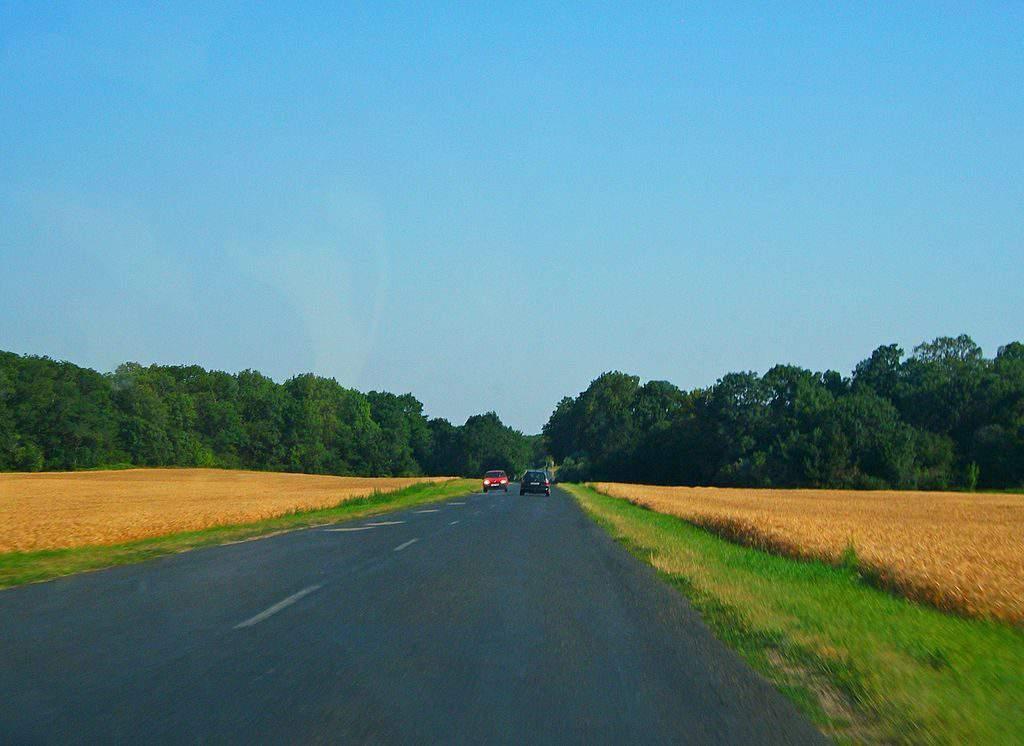 közút public road