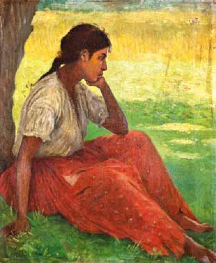 Stróbl Gypsy Girl