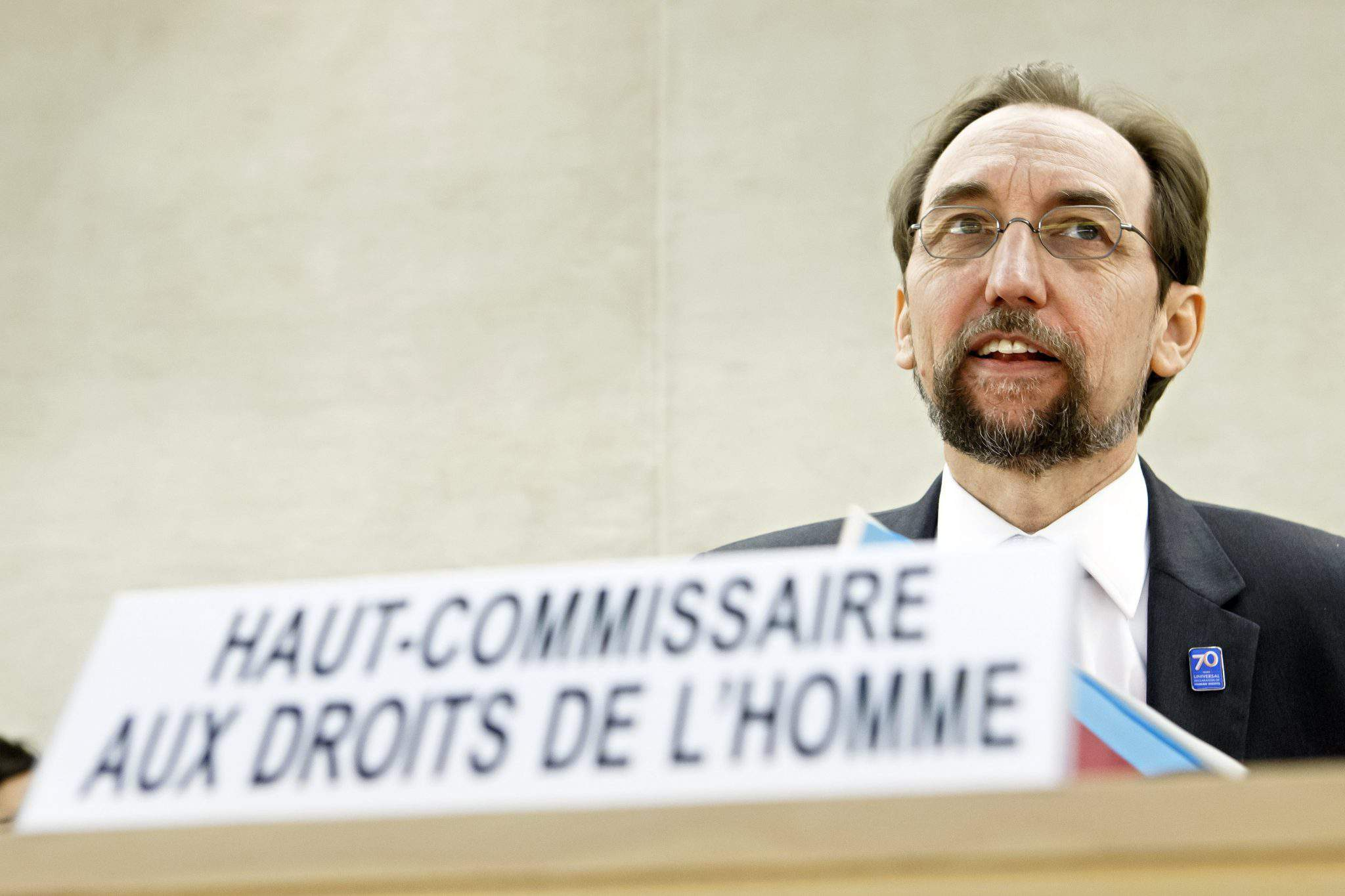 United Nations Human Rights Commissioner