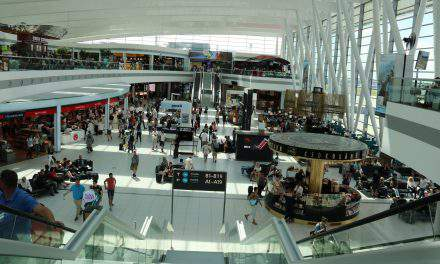Budapest Airport is the 5-time winner of the best East European airport title