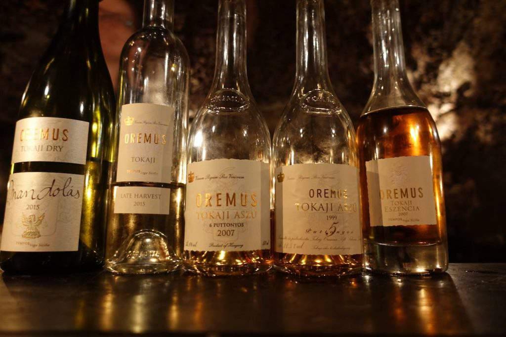 aszú tokaj wine