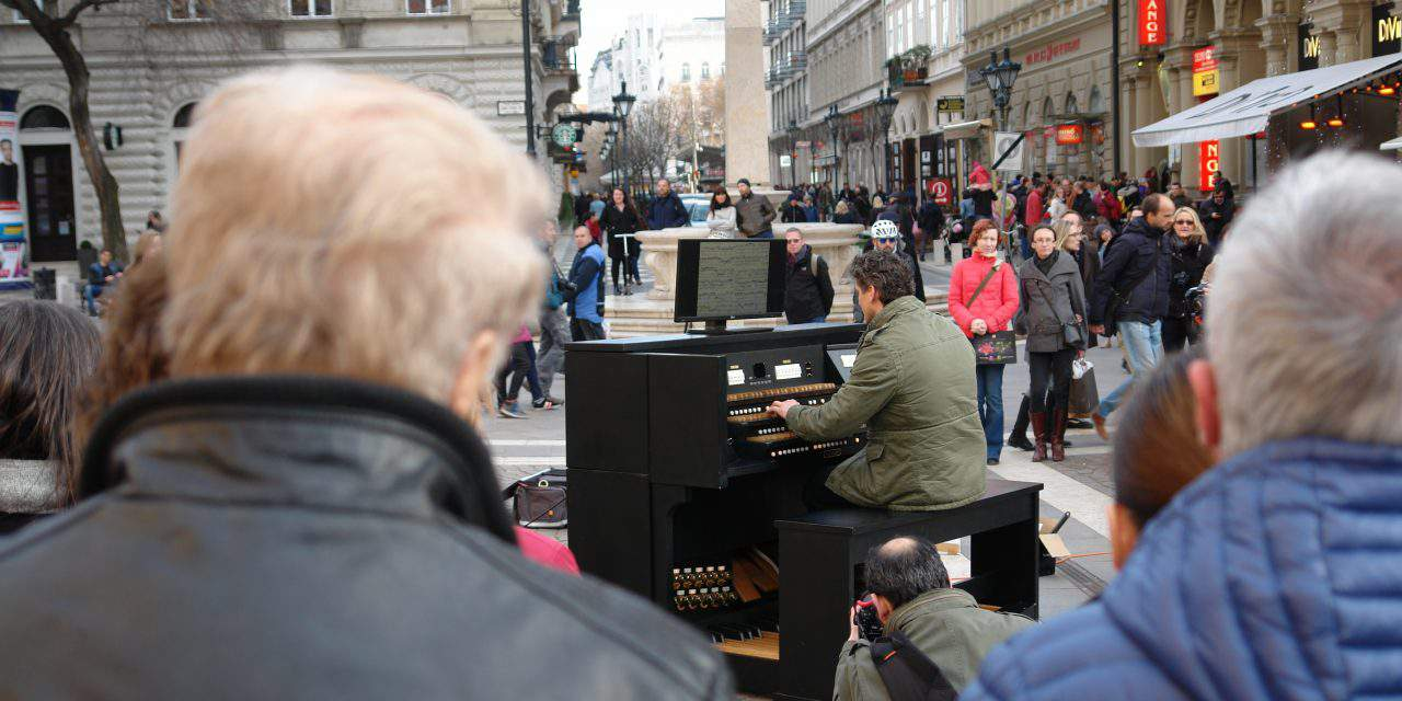 Over 2,000 Hungarian musicians to mark Bach's birthday this year