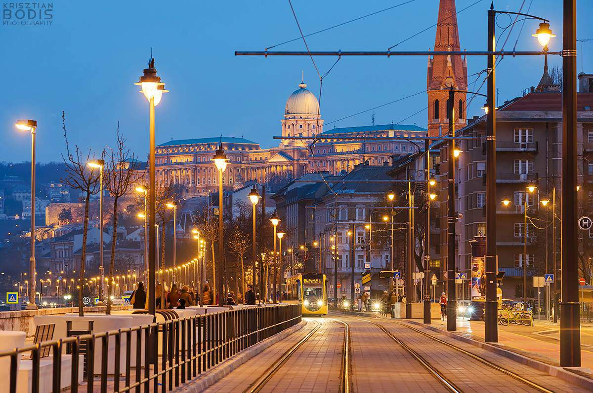 budapest city center sights