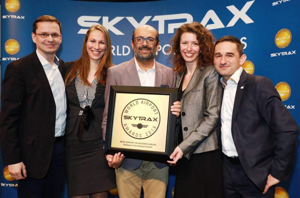 award airport budapest