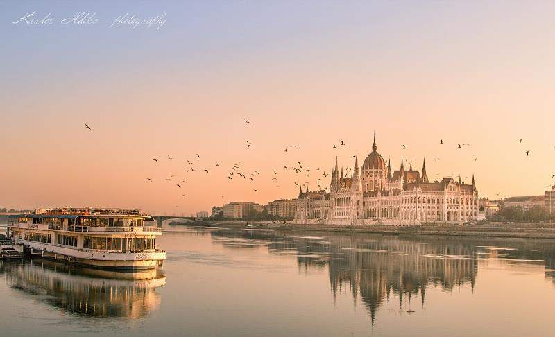 Budapest is the world's second most beautiful city