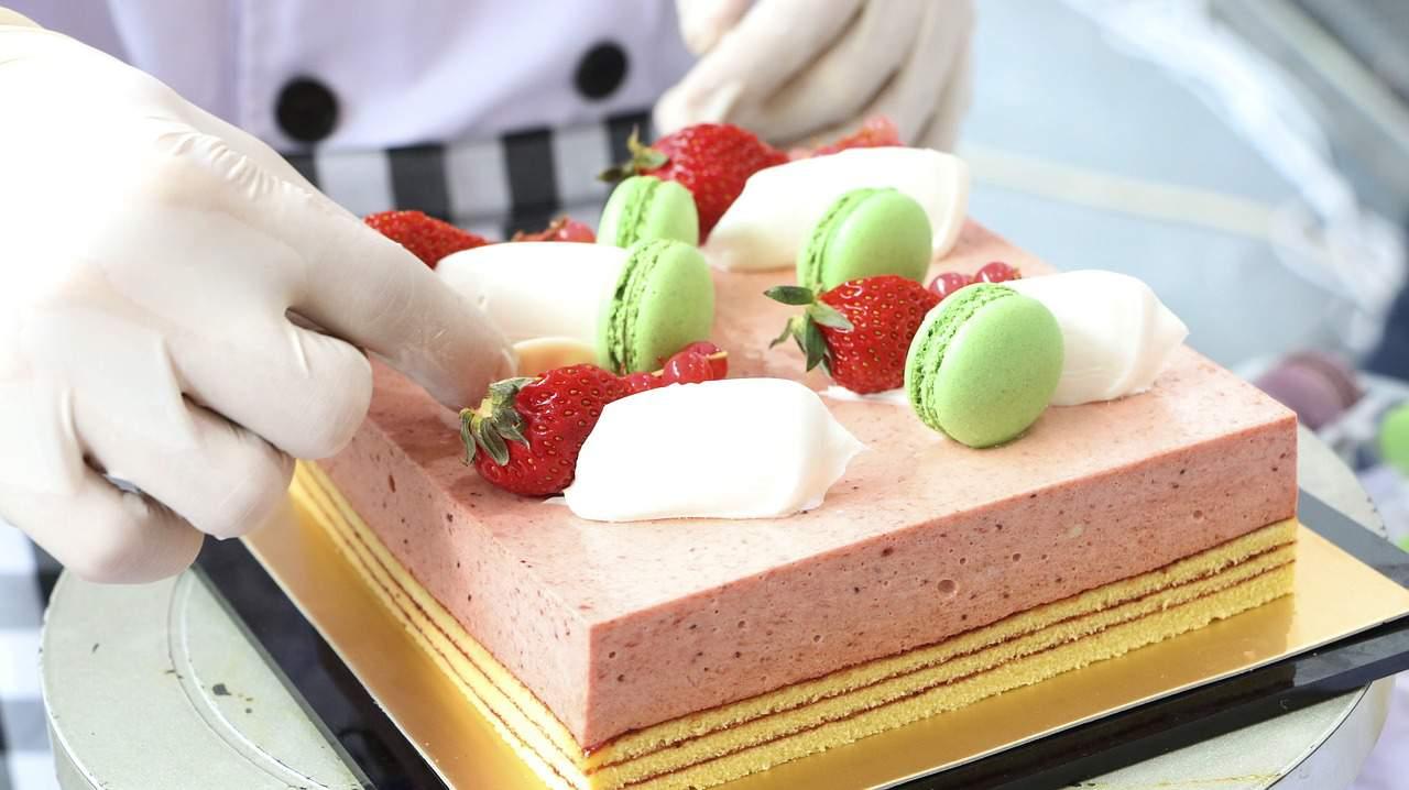 confectioner cake