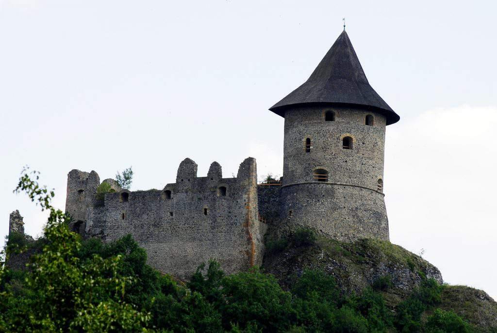 Somoskő vár castle Nógrád megye county