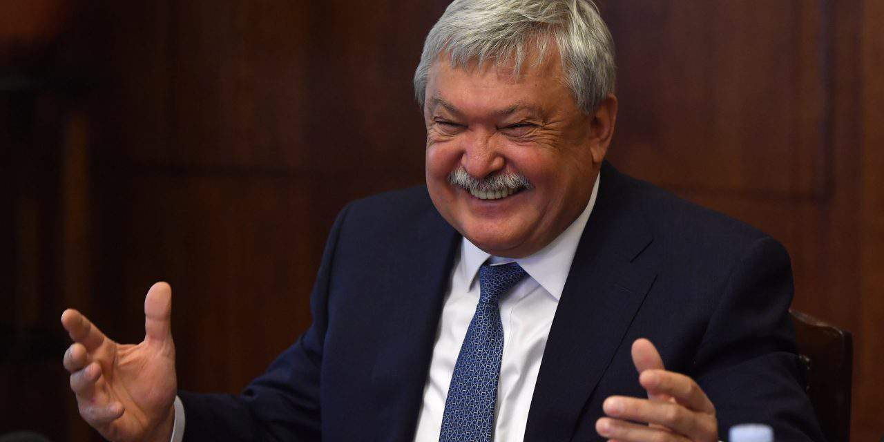 Hungarian bank-leader Sándor Csányi among the wealthiest people of the world