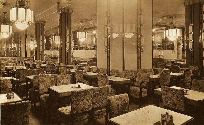 budapest café house