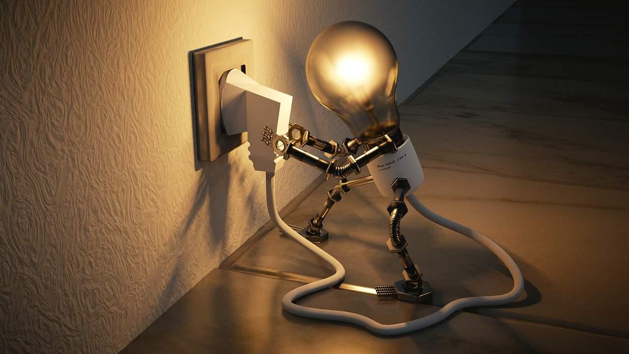energy light bulb consumption