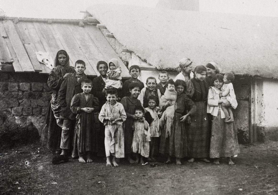 Roma gypsy history