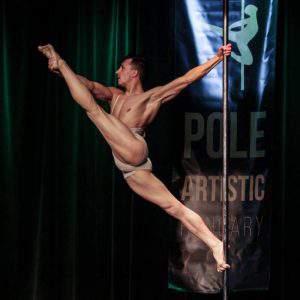 pole dance Hungarian artist ballet