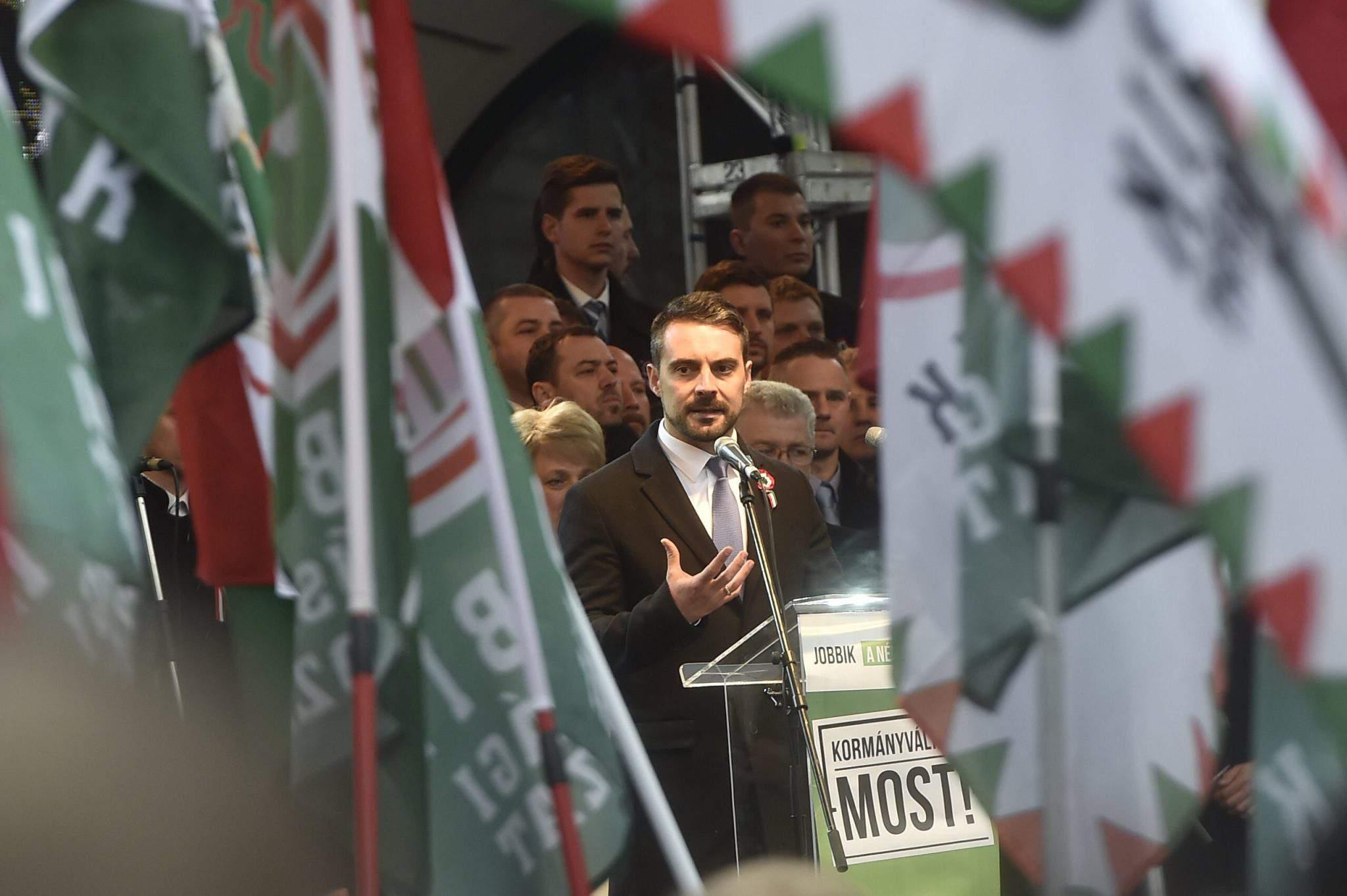 Jobbik Gábor Vona