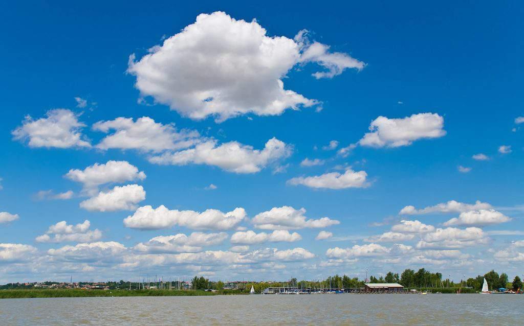 Fertő tó lake